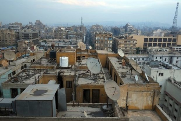 EGYPT-LIFESTYLE-CITIES-CAIRO-HOUSING