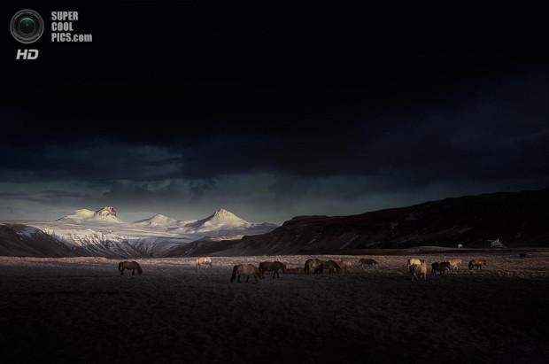 Infrared Iceland