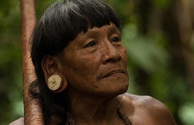 Племя хуаорани_13