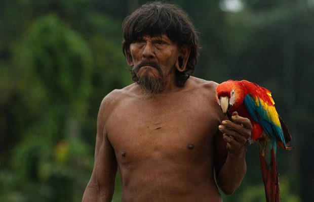Племя хуаорани_3