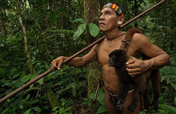 Племя хуаорани_7