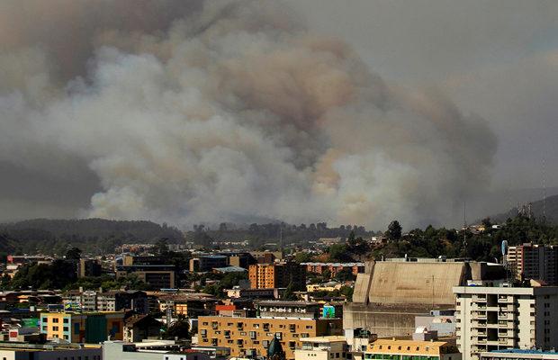 пожар в Чили_10
