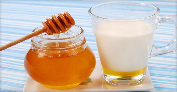 Теплое молоко и мед_