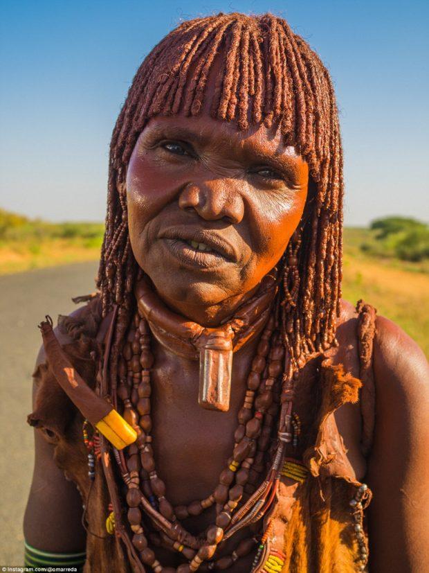 женщины эфиопских племён_1