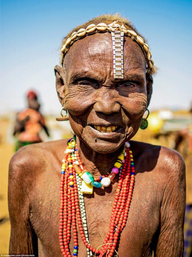 женщины эфиопских племён_2