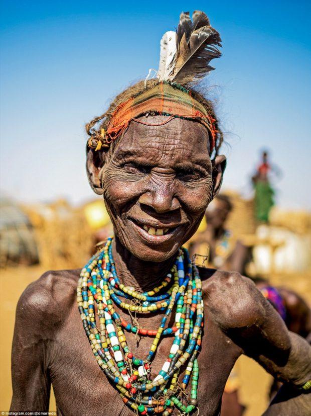 женщины эфиопских племён_3