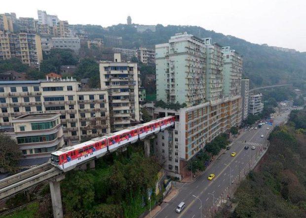 Chongqing Line_1