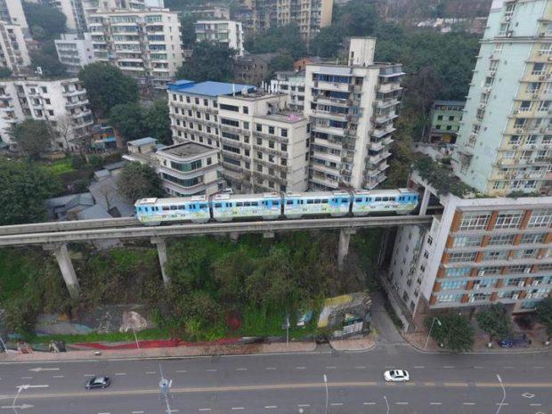Chongqing Line_2