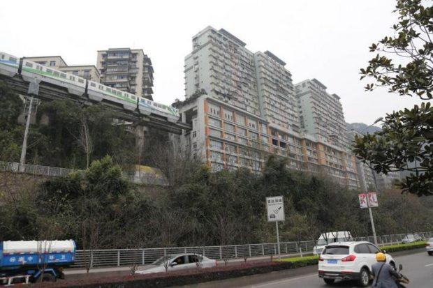 Chongqing Line_3