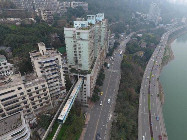 Chongqing Line_4