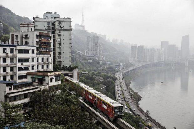 Chongqing Line_5