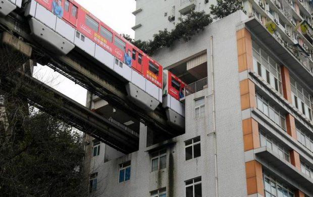 Chongqing Line_6