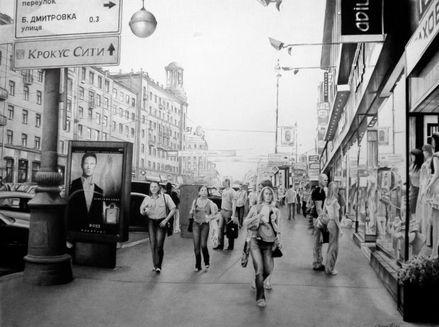 Poletaev_12 Улицы Москвы