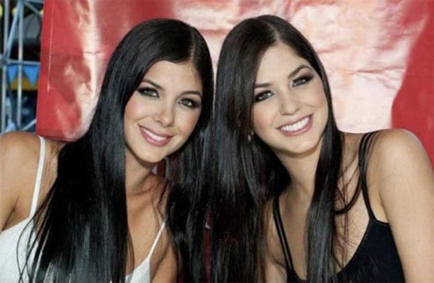 Карина и Мариана Давалос