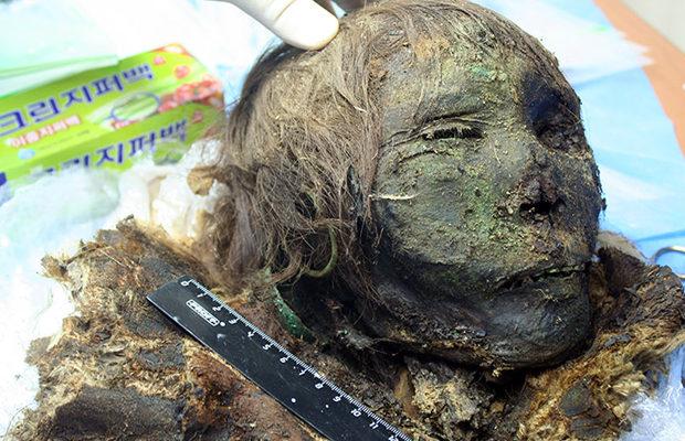 900 летняя мумия_2