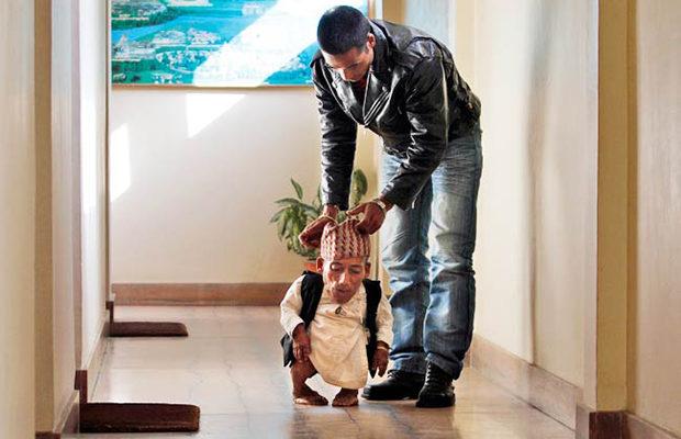 Nepal Shortest Man