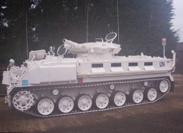 Лимузин-танк