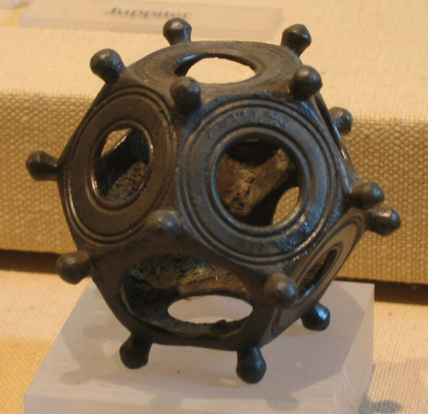 Римский додекаэдр