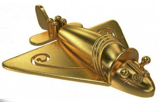 золотой самолетик_1