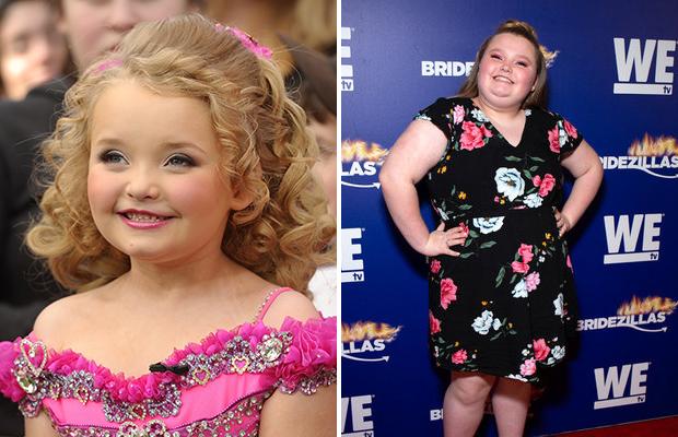 Как сейчас выглядят королевы детских конкурсов красоты Разное,Человек,мисс Счастье