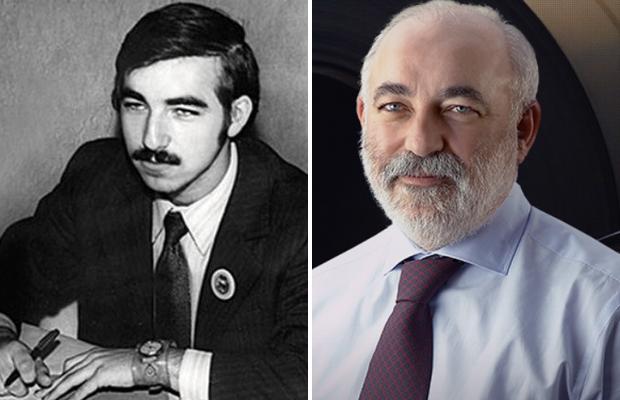 Как выглядели в юности богатейшие люди России Разное,Человек,олигархи