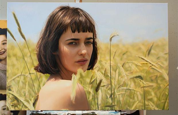 Художники, чьи картины выглядят невероятно реалистично Разное,Человек,знаменитости,картины