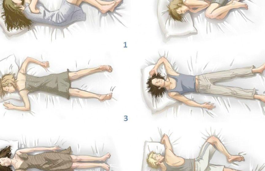 пейзажные психология сна позы в картинках любой непонятной ситуации