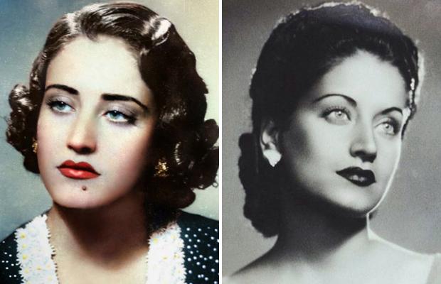 Влиятельные женщины, которые в молодости были очень привлекательны Разное,Человек,знаменитости