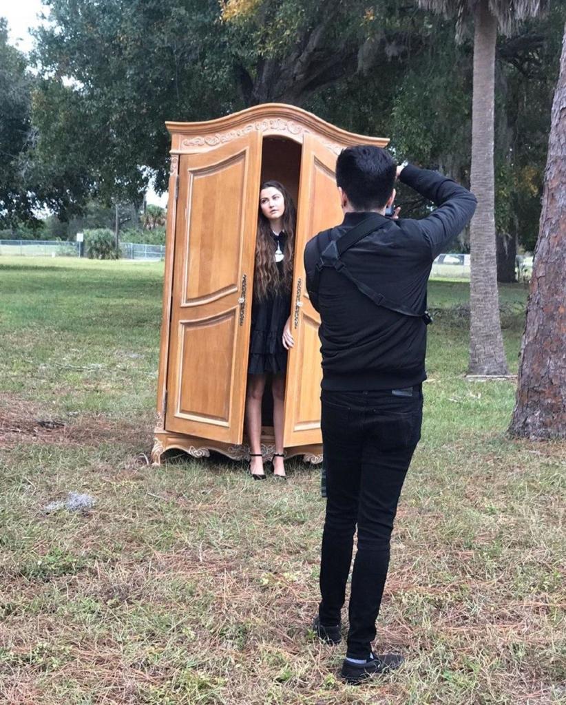 Фотограф показал, как создаются настоящие шедевры, которые можно сделать в любом месте Интернет,фотосъёмка