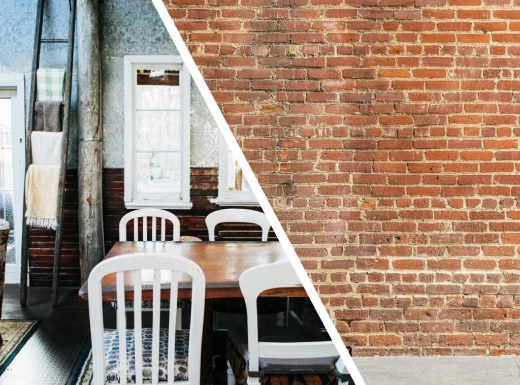 Мужчина решил сделать ремонт в 100-летнем доме и этот сюрприз в стене дал понять, что здесь оставаться больше нельзя