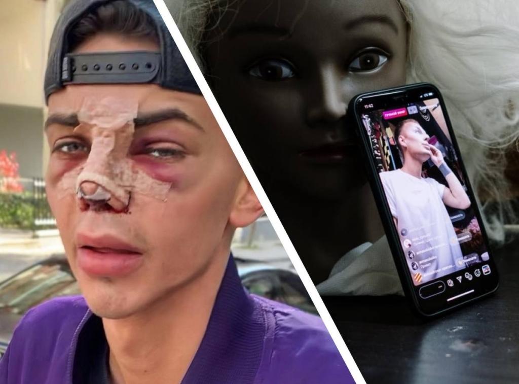 Парень изменил свою внешность ради того, чтобы быть похожим на эффект фильтра в Инстаграм