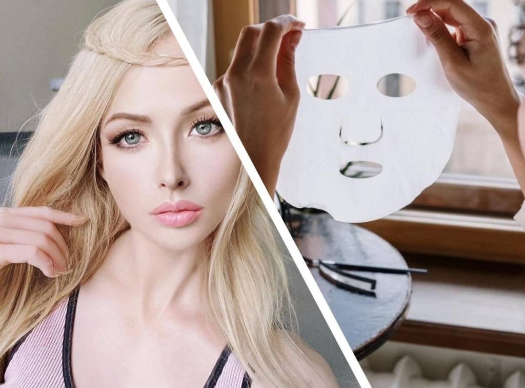 Барби из Одессы Валерия Лукьянова впервые показала фото без фильтров и косметики на своей странице в Инстаграм