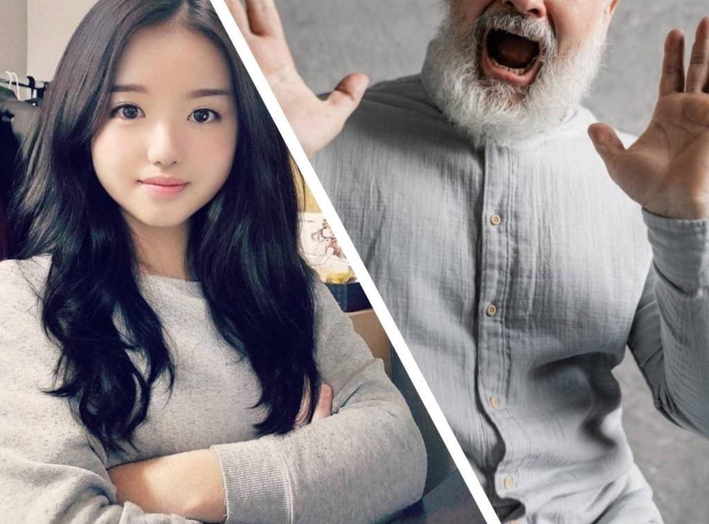 Эта юная девушка из Японии с красивым лицом, но телом 53-летнего деда доказала, что нельзя ничему верить в интернете