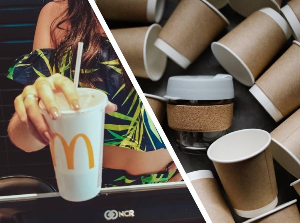 Блогер показал зачем по-настоящему нужна крышка от стаканчика и это новый лайфхак