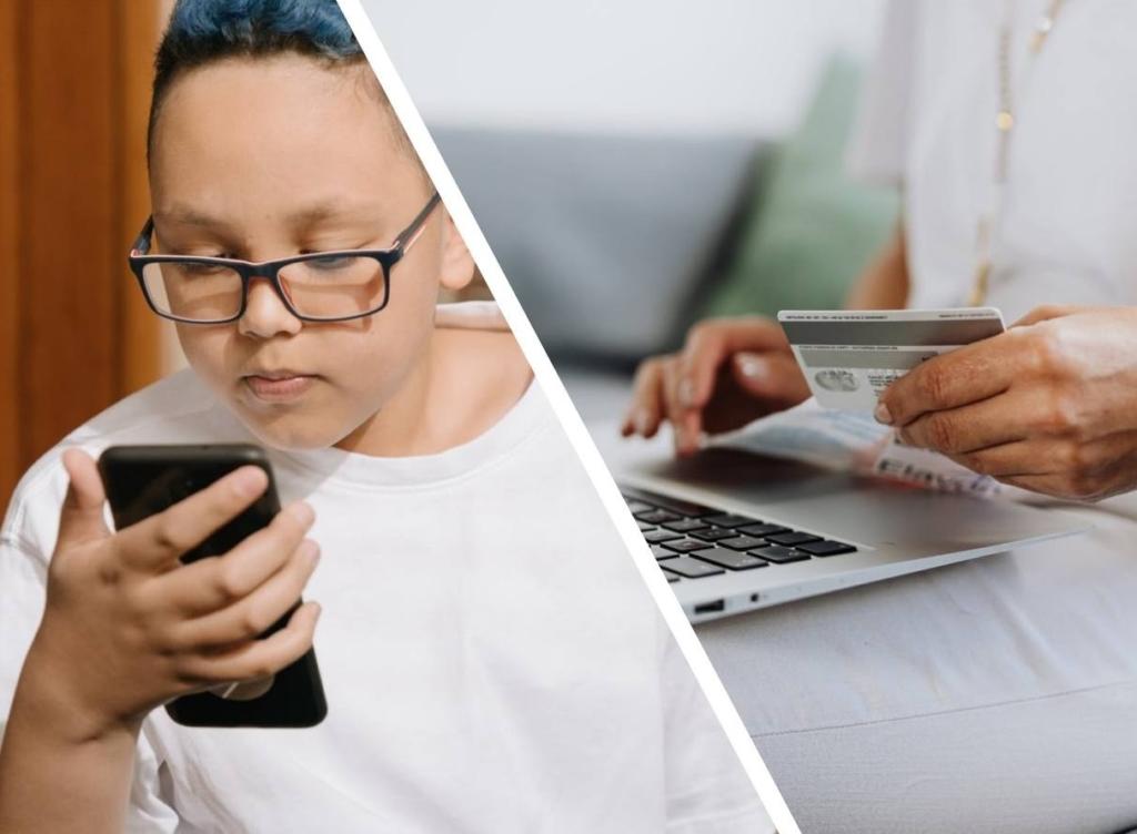Ребенок взял у мамы телефон и стало понятно: пора блокировать счет, но теперь там в 2 раза больше денег