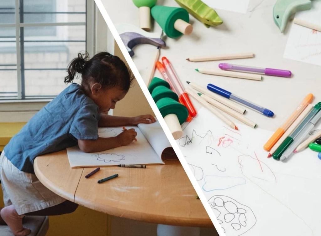 Девочка по заданию на уроке нарисовала событие из жизни, но всем кажется, такое мог нарисовать только настоящий психопат