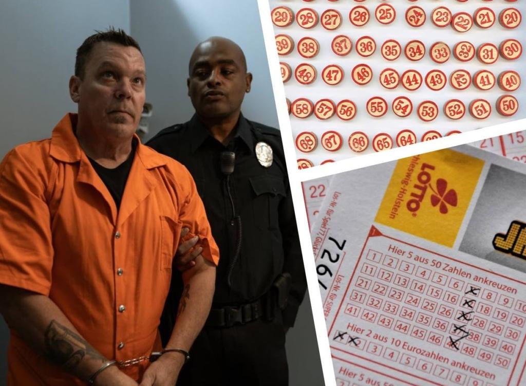 Мужчина выиграл в лотереи 11 млн рублей и сразу купил дом, но к нему пришла полиция и требует все вернуть, ведь так не честно и он нарушил закон