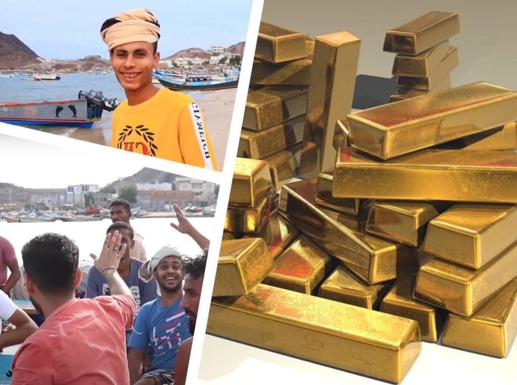 Рыбаки поехали на рыбку, но в рыбе нашли «клад» и вернулись домой настоящими миллионерами