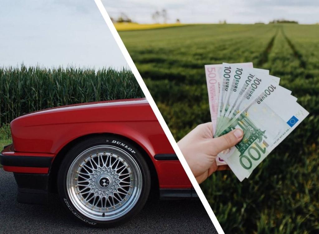 У мужчины из США сдулось колесо, но эта неудача принесла ему 35 миллионов рублей